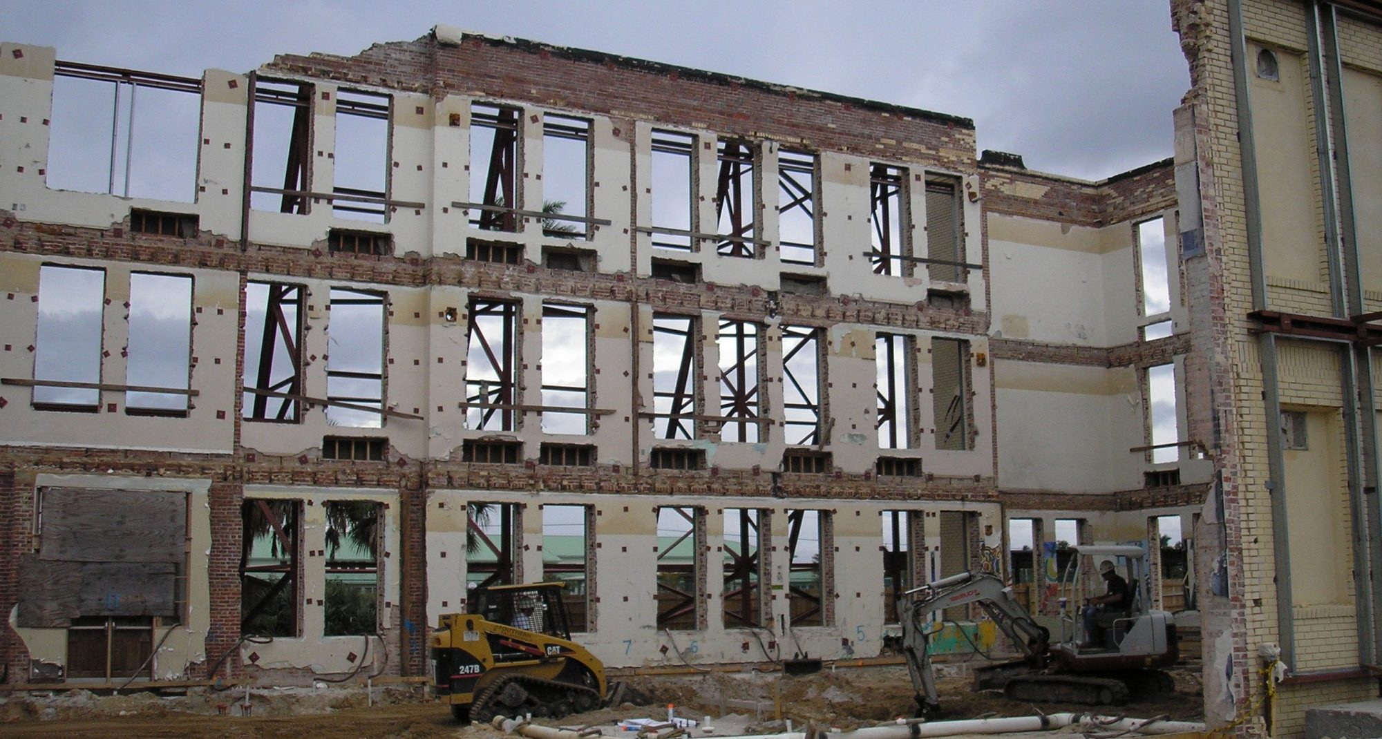 Charlotte High School Before