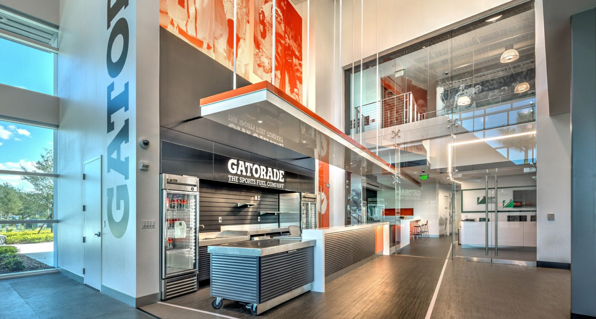 Gatorade Sports Training Facility