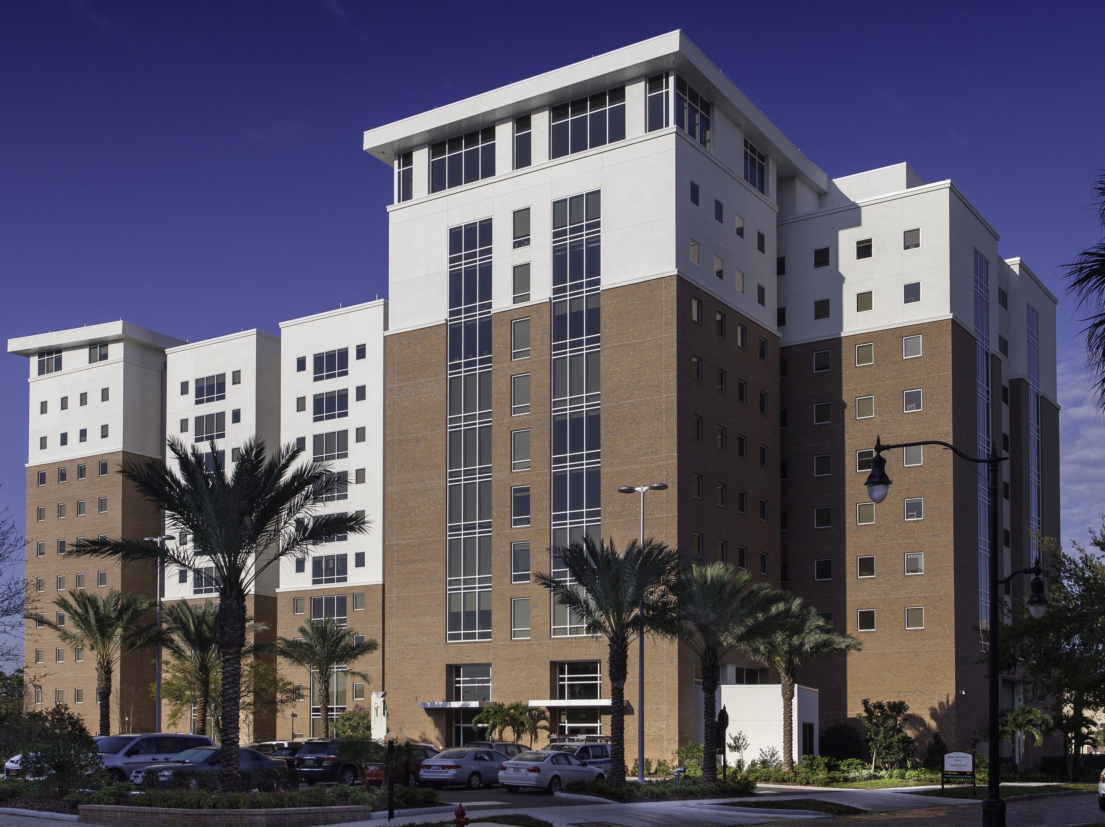 University of Tampa Residence Hall #7