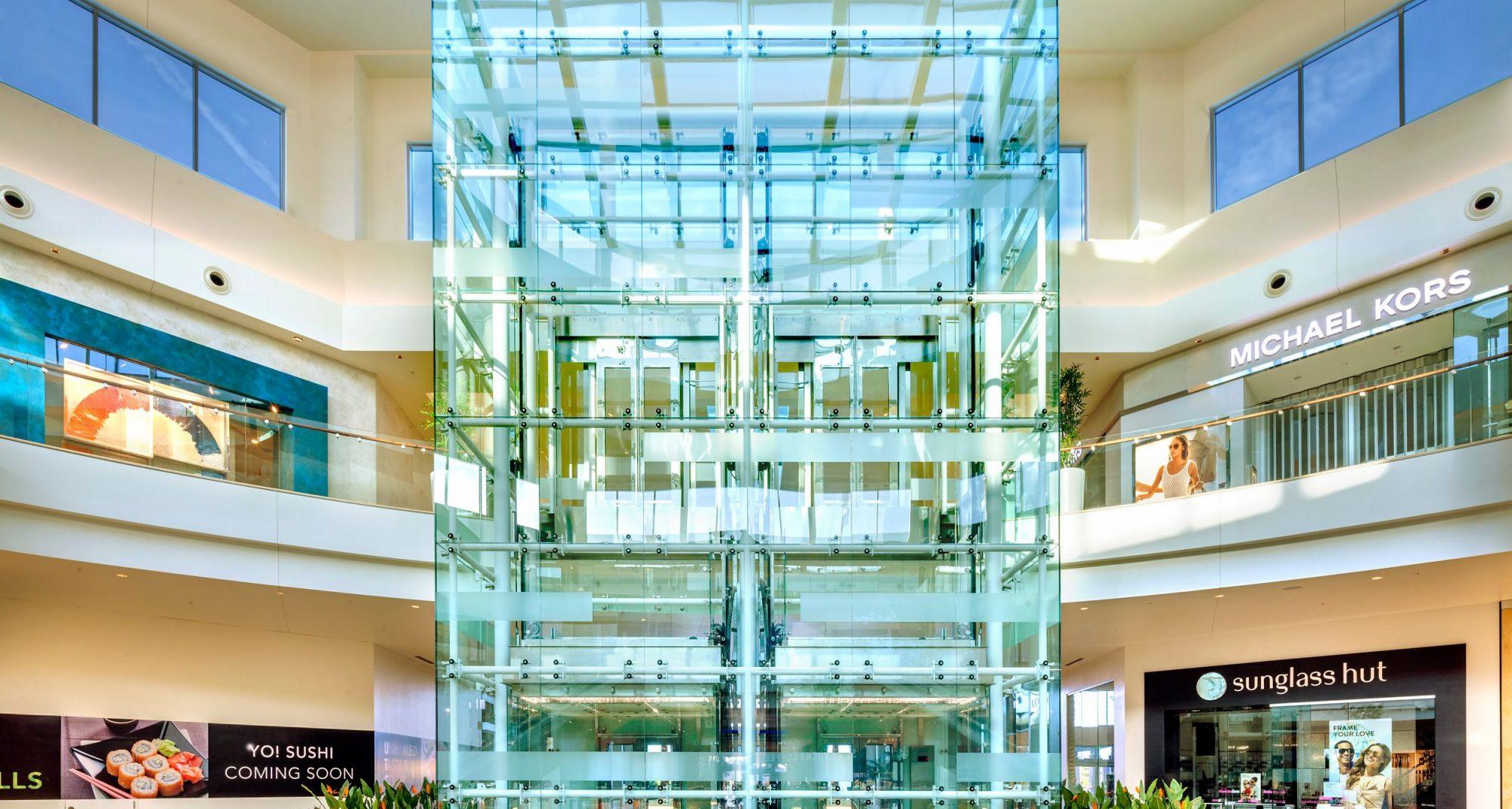 UTC Mall Elevator