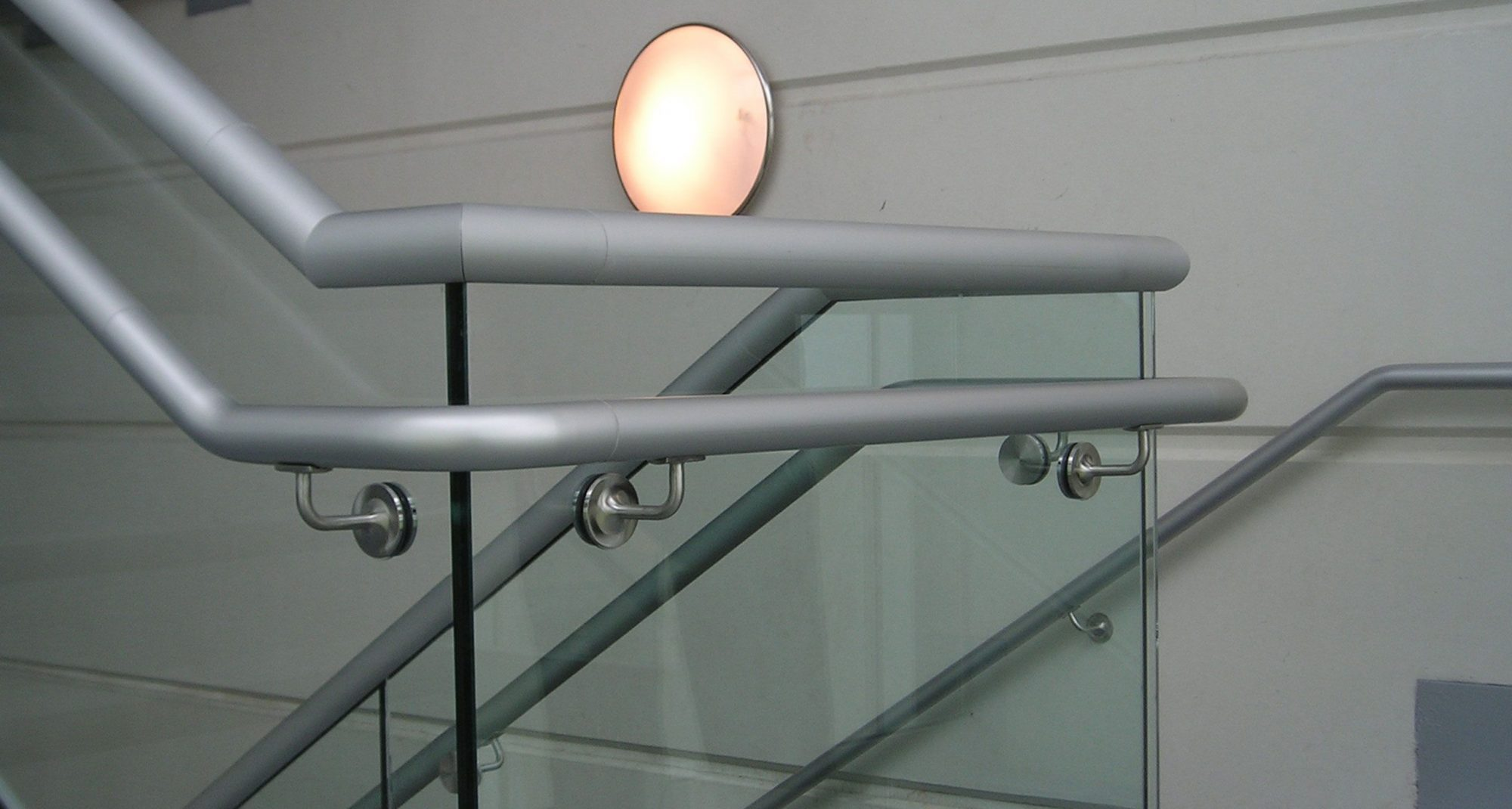 Glass Handrail 1