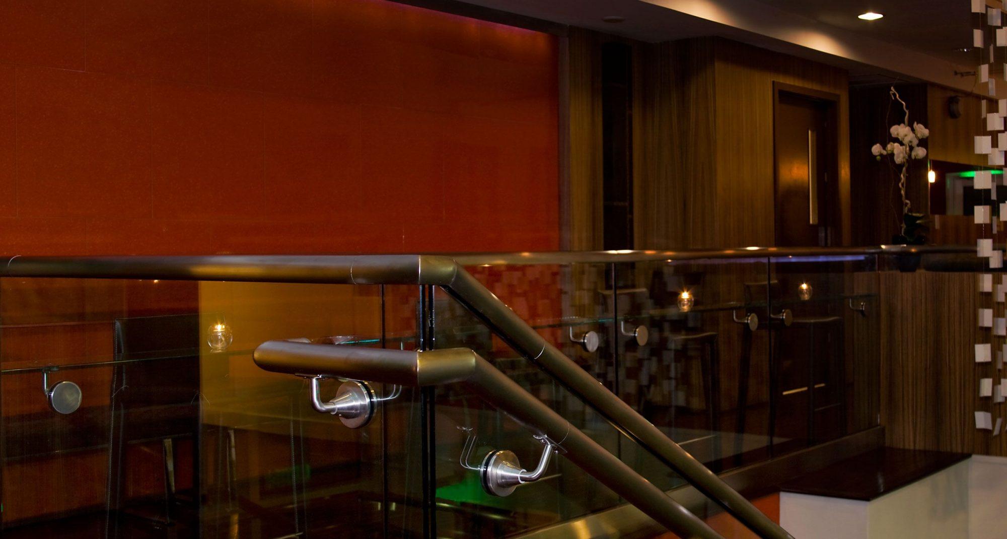 Glass Handrail 3